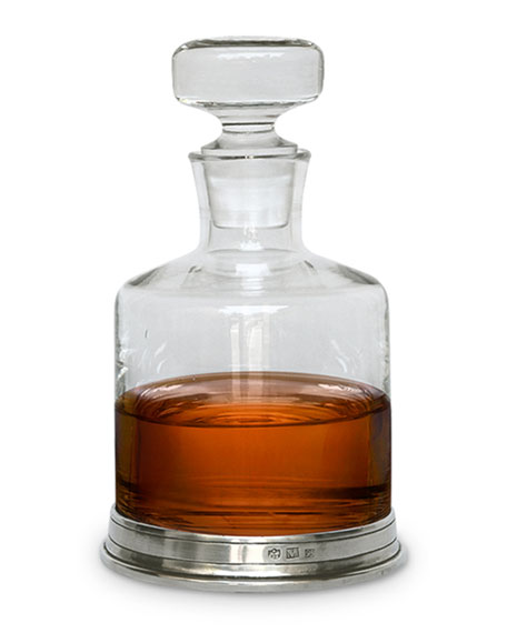 Match Spirits Decanter with Top