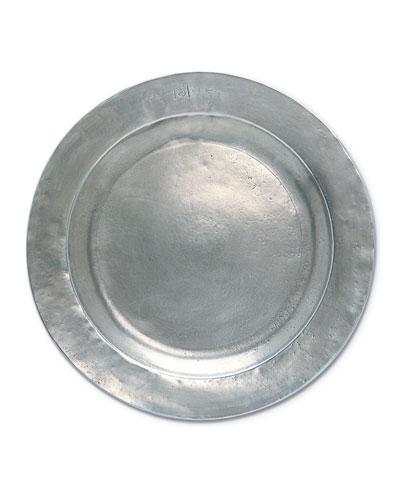 ASL Large Round Platter
