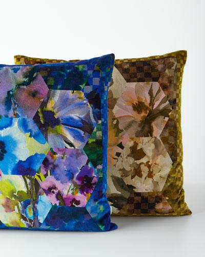 Kashmiri Decorative Pillow