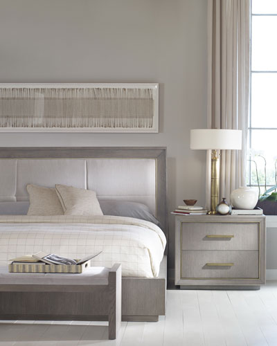 Kendall 2-Drawer Night Stand