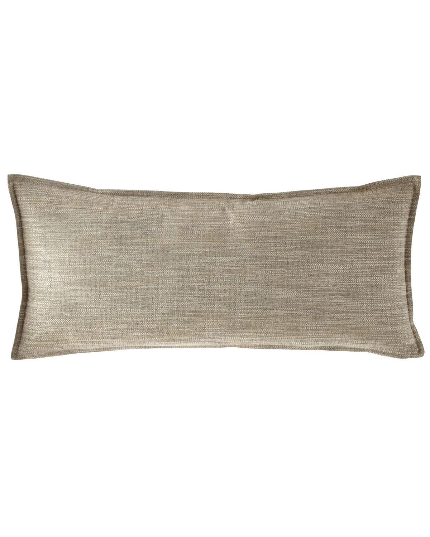 Fino Lino Linen & Lace Pillows INESSA MANOR DECORATIVE PILLOW