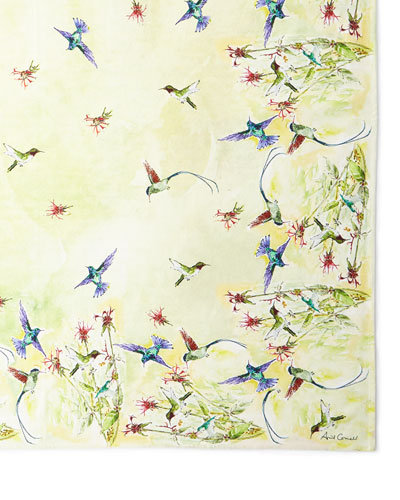 Hummingbird Dining Cloth