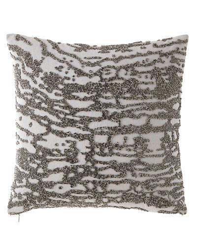 Luna Beaded Pillow