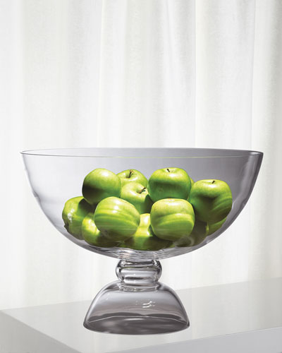 Global Views Grande Footed Bowl: Neiman Marcus