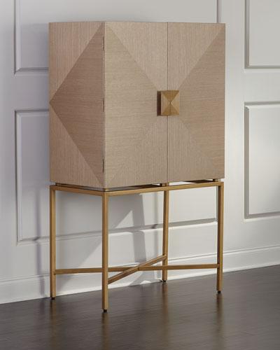 Gaspard Bar Cabinet