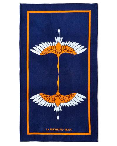 Cotton Beach Towel  6ec5714722bf