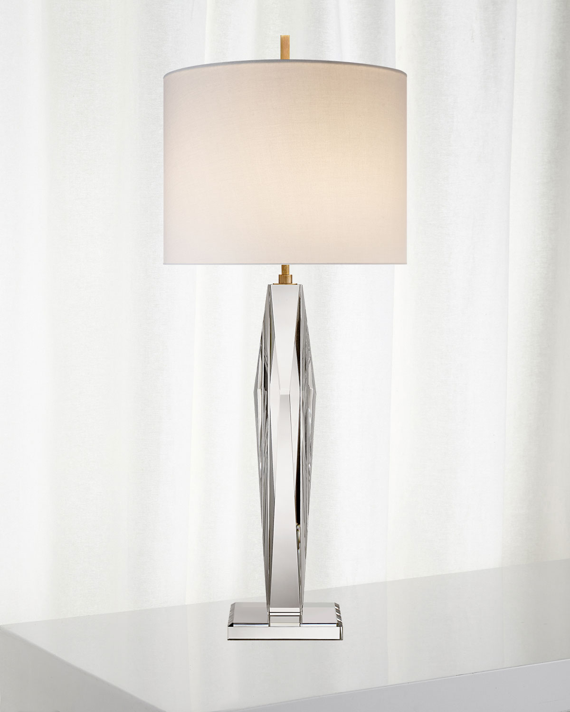 Kate Spade Lighting & lamps CASTLE PEAK NARROW TABLE LAMP