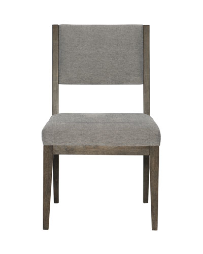 Linea Half Back Side Chair