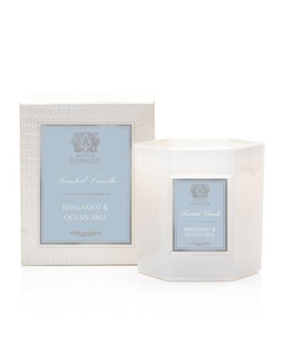 Bergamot & Ocean Aria Candle, 9 oz. / 255g
