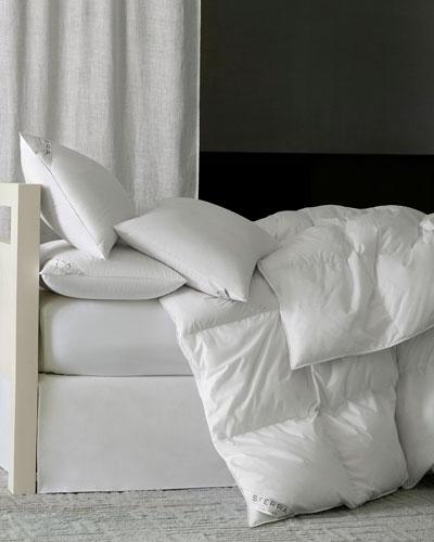 800-Fill European Down Firm King Pillow