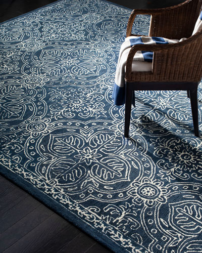 Etienne Hand-Tufted Rug, 9' x 12'