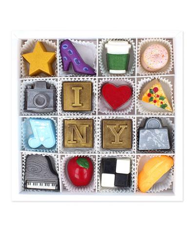 New York, New York Chocolate Gift Box