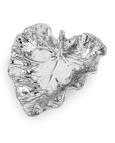 Heart-Shaped Leaf Bowl