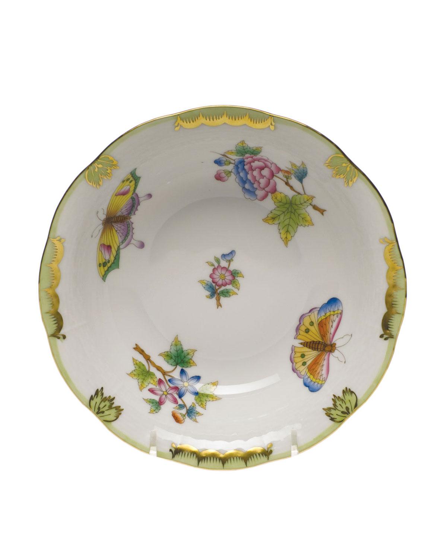 Herend Dinnerwares QUEEN VICTORIA CEREAL/OATMEAL BOWL