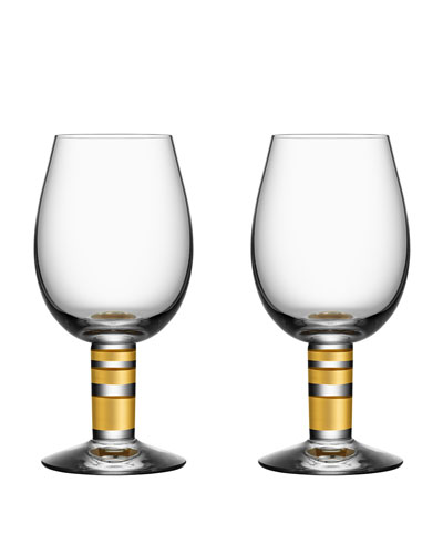 Morberg White Wine Glasses, Set of 2