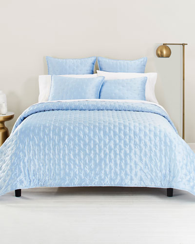 Bow King Coverlet
