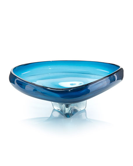 John-Richard Collection Sculpture Glass Bowl
