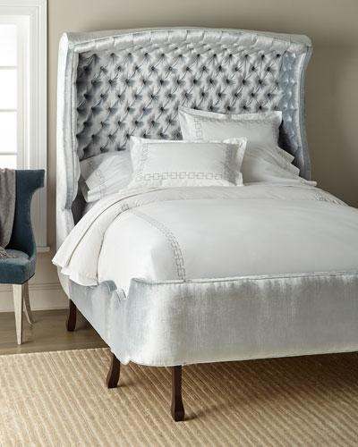Queen Bed Neiman Marcus