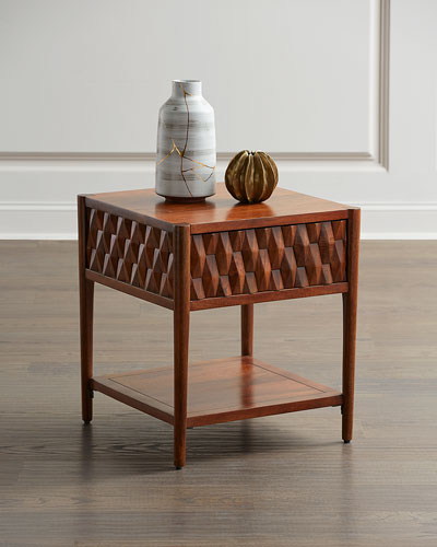Kerf Side Table
