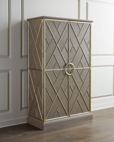 Amherst Tall Bar Cabinet
