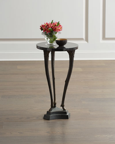 Fawn Leg Side Table