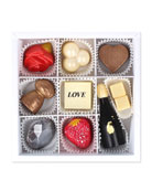 Maggie Louise Love Story 9-Piece Chocolate Gift Box