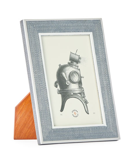 """Pigeon and Poodle Aberdeen Picture Frame, 4"""" x 6"""""""