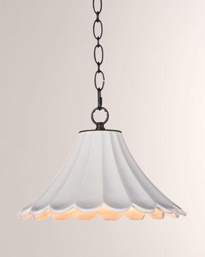 Cally Ceramic Small Lighting Pendant
