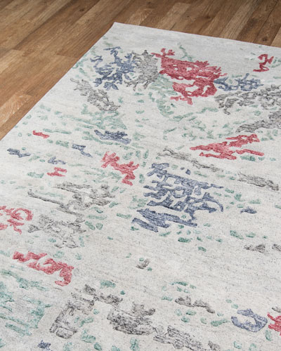 Mayfield Hand-Tufted Runner, 2.3' x 8'