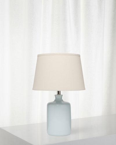 Milk Jug Table Lamp, Morning Mist