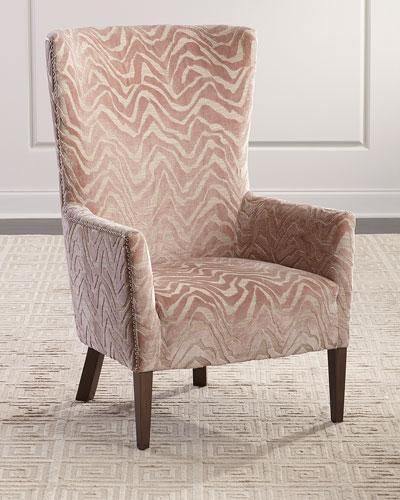 Pantone Wing Chair