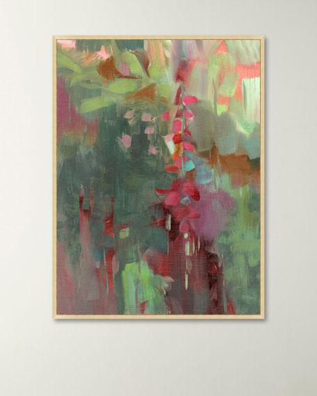 """Great Lake Garden I"" Giclee Canvas Art"