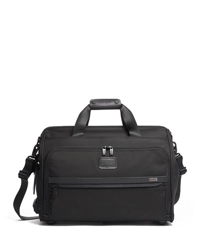 58c4b49dc Quick Look. Tumi · Alpha 3 Framed Soft Duffel Bag
