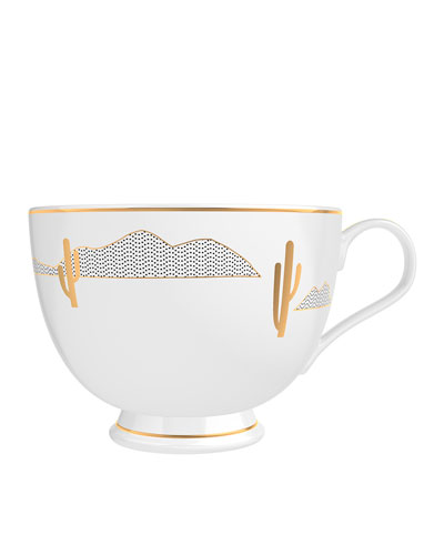 Tuberose from Marfa Candle in Tea Cups Set, 2 x 4 oz./ 120 g
