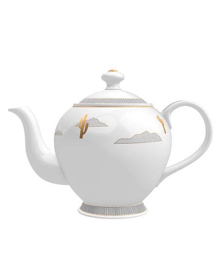 Memo Paris Tuberose from Marfa Candle in Tea Pot