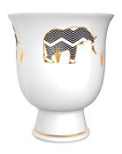 Memo Paris Mint from Irish Leather Egg Cups