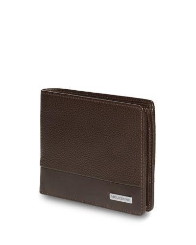 Leather Horizontal Wallet