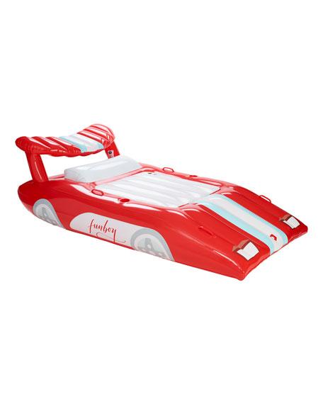 Funboy Sports Car Pool Float