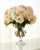 John-Richard Collection Charmingly Pink Floral Arrangement