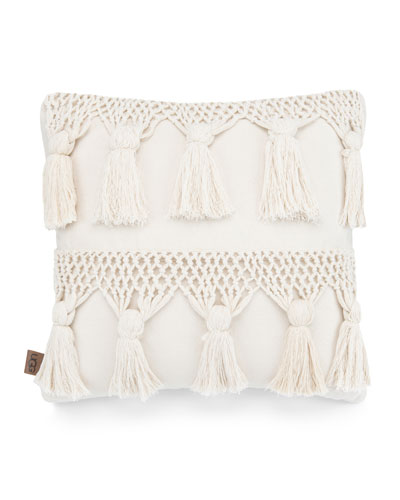 Playa Tassel Pillow