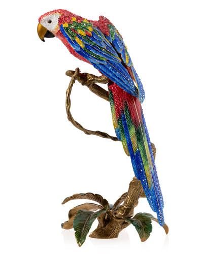 Macaw Figurine