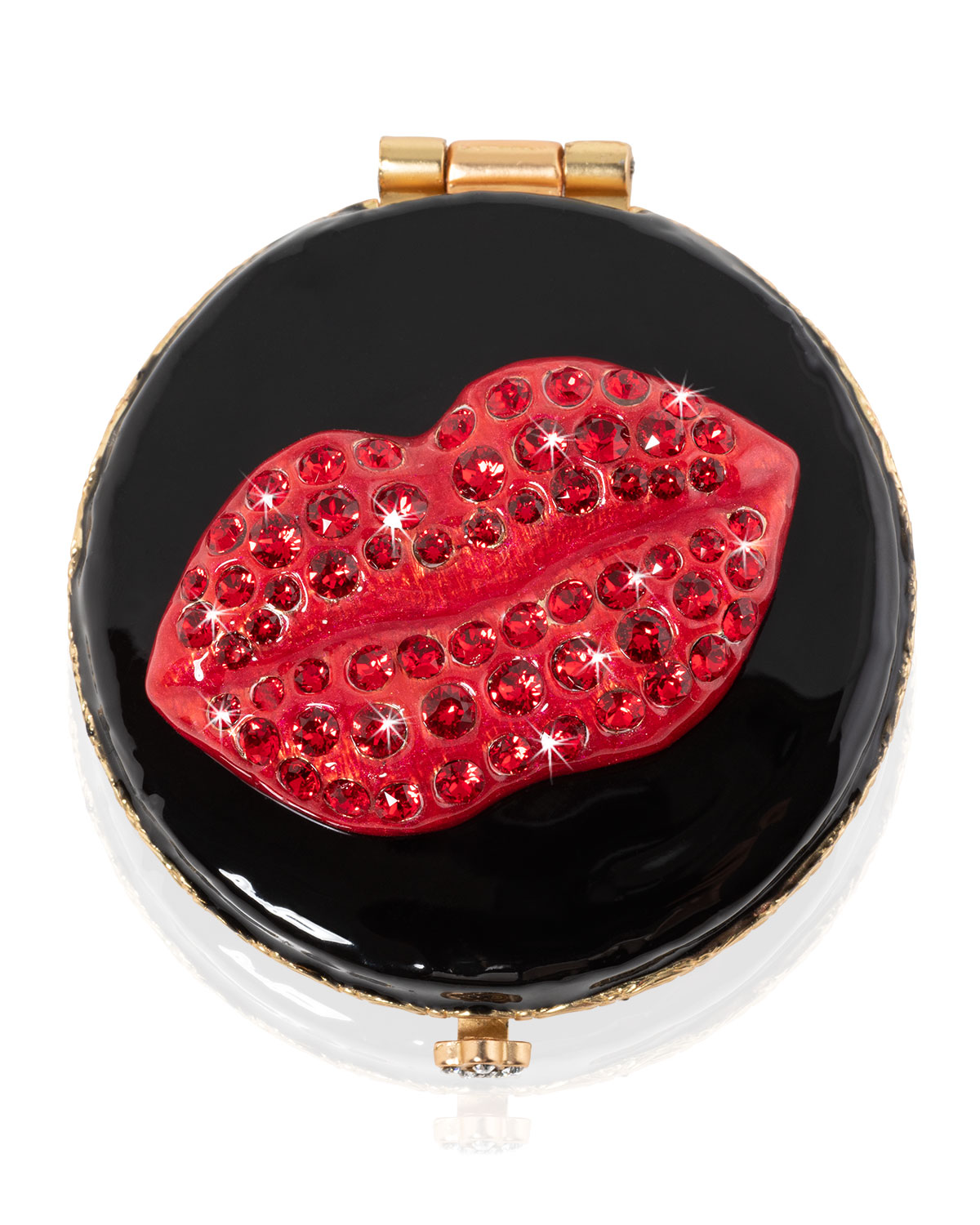 Jay Strongwater Clothing LIP COMPACT