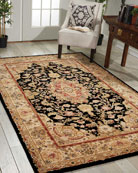NourCouture Beulah Hand-Tufted Rug, 6' x 9'