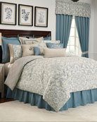 Rose Tree Placio 4-Piece Queen Comforter Set and