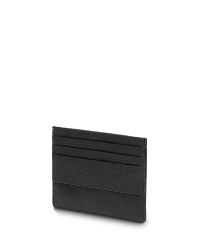a1e3b862f2a9c Quick Look. Moleskine · Leather Card Wallet