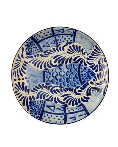 El Pescado Plate