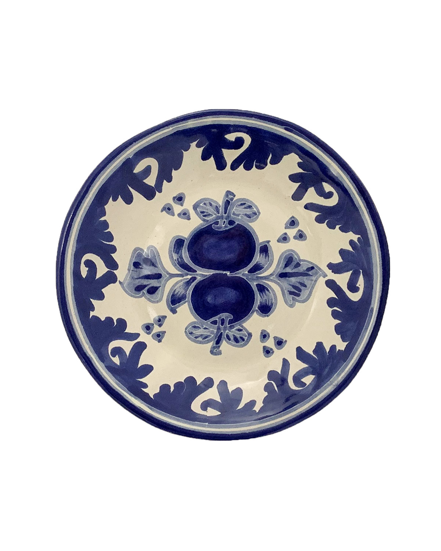 Jan Barboglio Dinnerwares EL PLATITO FRUTA DINNER PLATE