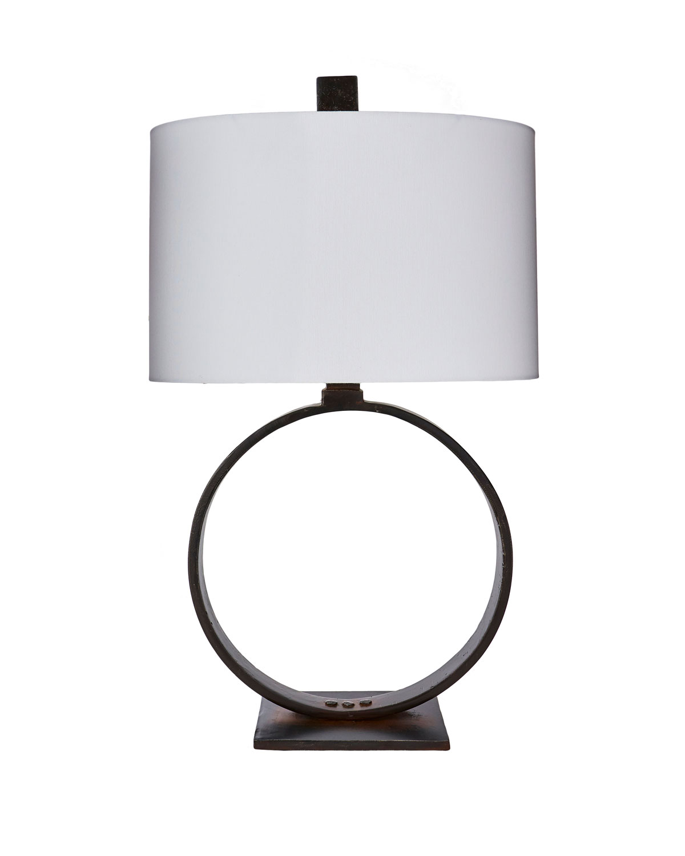 Jan Barboglio Lighting & lamps EL CIRCULO TABLE LAMP