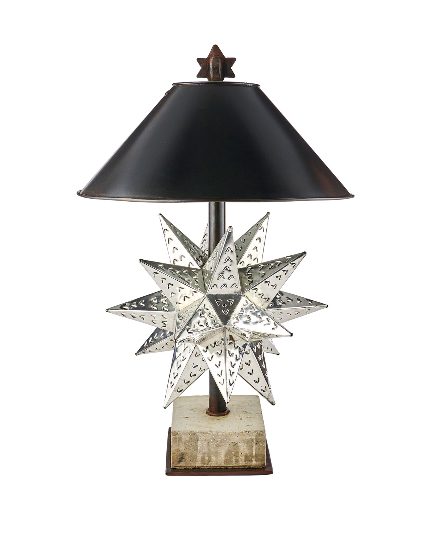 Jan Barboglio Lighting & lamps LA ESTRELLA TABLE LAMP