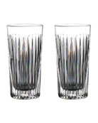Waterford Crystal Gin Journey Aras Highball Glasses, Set